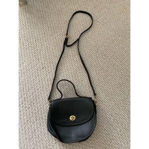Vintage Coach Crossbody Bag